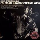COLEMAN HAWKINS Coleman Hawkins / Frank Wess : Giants Of The Tenor Sax album cover