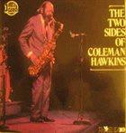 COLEMAN HAWKINS Coleman Hawkins, Gene Krupa, Lester Young : The Rarest Concerts album cover