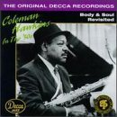 COLEMAN HAWKINS Coleman Hawkins in the 50's - Body and Soul Revisited album cover