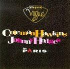 COLEMAN HAWKINS Coleman Hawkins, Johnny Hodges : In Paris album cover