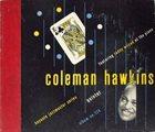 COLEMAN HAWKINS Coleman Hawkins Quintet Featuring Teddy Wilson album cover