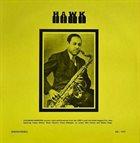 COLEMAN HAWKINS Coleman Hawkins With Eddie Higgins Trio : Hawk album cover