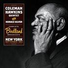 COLEMAN HAWKINS Complete Birdland Broadcasts album cover