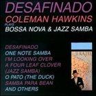 COLEMAN HAWKINS Desafinado album cover