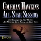 COLEMAN HAWKINS Just Jazz: All Star Session album cover