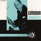 COLEMAN HAWKINS Planet Jazz album cover