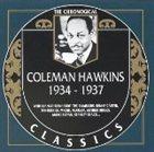 COLEMAN HAWKINS The Chronological Classics: Coleman Hawkins 1934-1937 album cover