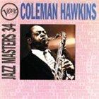 COLEMAN HAWKINS Verve Jazz Masters 34 album cover