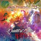 COLIN TRUSEDELL Quartet of Jazz Death VOL. 2, album cover