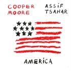 COOPER-MOORE Cooper-Moore, Assif Tsahar : America album cover