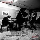 COOPER-MOORE Cooper Moore / Stephen Gauci : Studio Sessions: Vol. 1 album cover