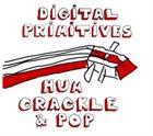 COOPER-MOORE Digital Primitives (Cooper-Moore / Tsahar / Taylor) : Hum Crackle Pop album cover