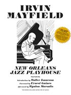 CURTIS MAYFIELD New Orleans Jazz Playhouse album cover