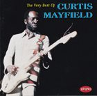 CURTIS MAYFIELD The Best of Curtis Mayfield (Rhino) album cover