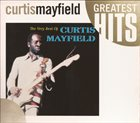 CURTIS MAYFIELD The Very Best of Curtis Mayfield (Rhino) album cover