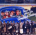 CURTIS MAYFIELD There's No Place Like America Today album cover