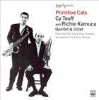 CY TOUFF Primitive Cats album cover