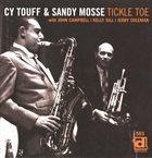CY TOUFF Tickle Toe album cover