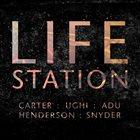 DANIEL CARTER Carter ; Ughi ; Adhu ; Henderson ; Snyder : Life Station album cover