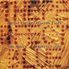 DANIEL CARTER Daniel Carter / Alberto Fiori / Tom Abbs / Federico Ughi : Perfect Blue album cover