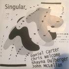DANIEL CARTER Daniel Carter, Chris Welcome, Shayna Dulberger & John McLellan : Singular album cover
