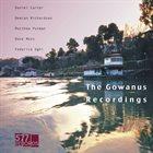DANIEL CARTER Daniel Carter, Demian Richardson, Matthew Putman, Dave Moss, Federico Ughi : The Gowanus Recordings album cover