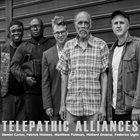 DANIEL CARTER Daniel Carter, Patrick Holmes, Matthew Putman, Hilliard Greene, Federico Ughi : Telepathic Alliances album cover