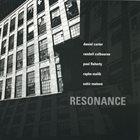 DANIEL CARTER Daniel Carter / Randall Colbourne / Paul Flaherty / Raphe Malik / Sabir Mateen : Resonance album cover