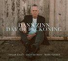 DANN ZINN Day Of Reckoning album cover