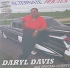 DARYL DAVIS ‎ Alternate Routes album cover