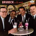 DAVE BRUBECK A La Mode album cover
