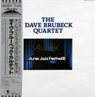 DAVE BRUBECK The Dave Brubeck Quartet : Aurex Jazz Festival '82 album cover