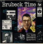 DAVE BRUBECK The Dave Brubeck Quartet ‎: Brubeck Time (aka Instant Brubeck aka A Place In Time aka Jazz Anthology/Vol. 3) album cover