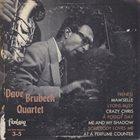 DAVE BRUBECK Dave Brubeck Quartet (aka Dave Brubeck Quartet Vol 1) album cover