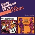 DAVE BRUBECK Dave Brubeck Trio feat. Cal Tjader album cover
