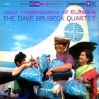 DAVE BRUBECK Jazz Impressions of Eurasia album cover