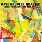 DAVE BRUBECK Live At The Grand Casino Basel 1963 album cover