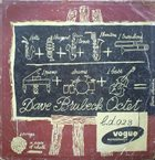 DAVE BRUBECK The Dave Brubeck Octet (aka Distinctive Rhythm Instrumentals) album cover