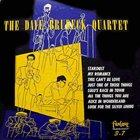 DAVE BRUBECK The Dave Brubeck Quartet (aka Dave Brubeck Quartet Featuring Paul Desmond) album cover