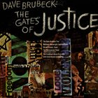 DAVE BRUBECK The Gates of Justice album cover