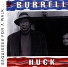 DAVE BURRELL Dave Burrell, Daniel Huck : Esquisses for a Walk album cover