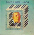 DAVE BURRELL High album cover