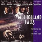 DAVE GRUSIN Mulholland Falls (Original MGM Motion Picture Soundtrack) album cover