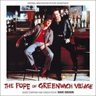 DAVE GRUSIN The Pope Of Greenwich Village (Original MGM Motion Picture Soundtrack) album cover