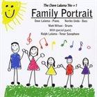 DAVE LALAMA Family Portrait album cover
