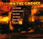 DAVE LIEBMAN Back on the Corner album cover
