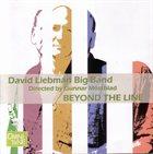 DAVE LIEBMAN Beyond the Line album cover