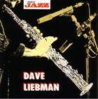 DAVE LIEBMAN Dave Liebman album cover