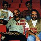 DAVE LIEBMAN Dave Liebman and Lluís Vidal Trío album cover