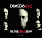DAVE LIEBMAN Expansions - Dave Liebman Group : Live album cover